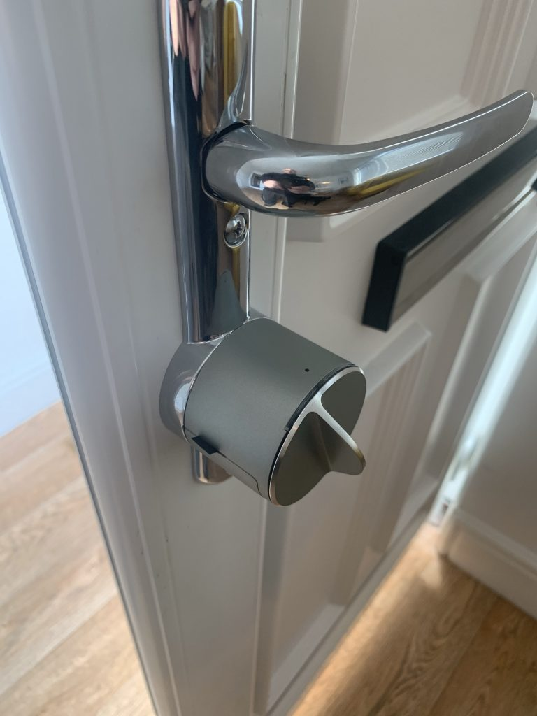 Ultion smart lock installed in Nottingham