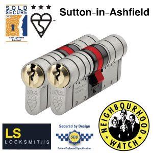 Locksmith Sutton-in-Ashfield