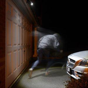 Outdoor security lighting Nottingham