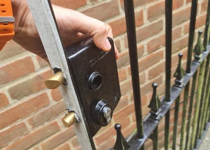 Local Nottingham locksmiths in Nottingham